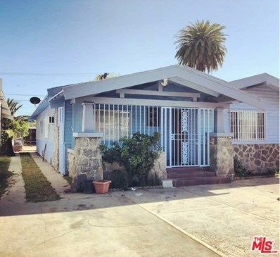 1318 W 55TH Street, Los Angeles, CA 90037 - MLS#: 19459492