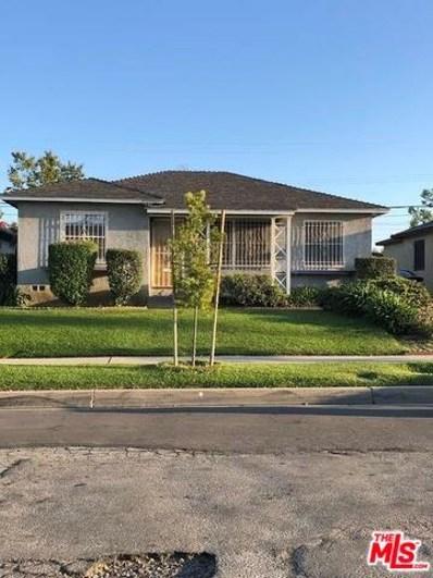 1114 W 138TH Street, Compton, CA 90222 - MLS#: 19460116
