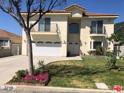 2849 Doolittle Avenue, Arcadia, CA 91006 - MLS#: 19460454