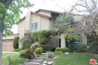 10401 Jellico Avenue, Granada Hills, CA 91344 - MLS#: 19460500