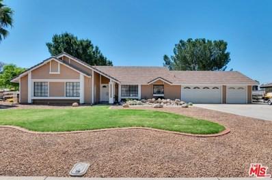 28063 White Sand Trail, Moreno Valley, CA 92555 - MLS#: 19460626