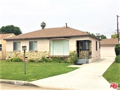10545 Glenfair Street, El Monte, CA 91731 - MLS#: 19460998
