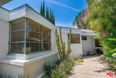 947 N MARTEL Avenue, Los Angeles, CA 90046 - MLS#: 19461312