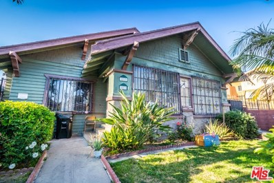 1815 W Adams, Los Angeles, CA 90018 - MLS#: 19463232