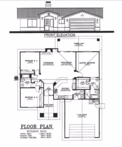 1488 Thunderbird Avenue, Thermal, CA 92274 - MLS#: 19463294PS