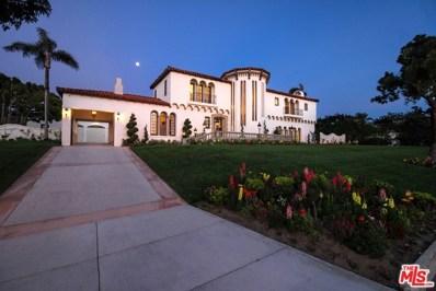 124 VIA MONTE DORO, Redondo Beach, CA 90277 - MLS#: 19463382