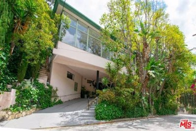 1730 FRANKLIN CANYON Drive, Beverly Hills, CA 90210 - MLS#: 19464154