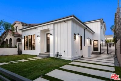 638 N SIERRA BONITA Avenue, Los Angeles, CA 90036 - MLS#: 19464348