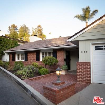 528 CAVANAGH Road, Glendale, CA 91207 - MLS#: 19464526