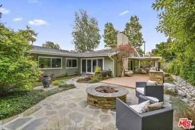 801 N KENTER Avenue, Los Angeles, CA 90049 - MLS#: 19465136