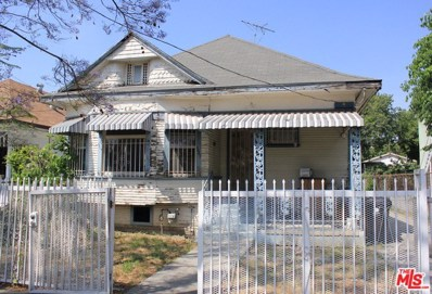 627 E 28TH Street, Los Angeles, CA 90011 - MLS#: 19466108