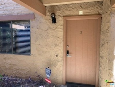 1050 Ramon Road UNIT 3, Palm Springs, CA 92264 - MLS#: 19466392PS