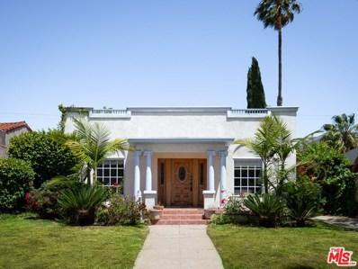 414 N LUCERNE, Los Angeles, CA 90004 - MLS#: 19466666