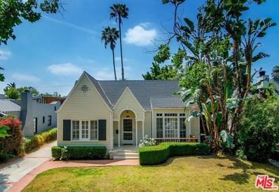 741 N MARTEL Avenue, Los Angeles, CA 90046 - MLS#: 19466708
