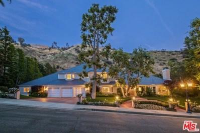 1432 Moraga Drive, Los Angeles, CA 90049 - MLS#: 19467008