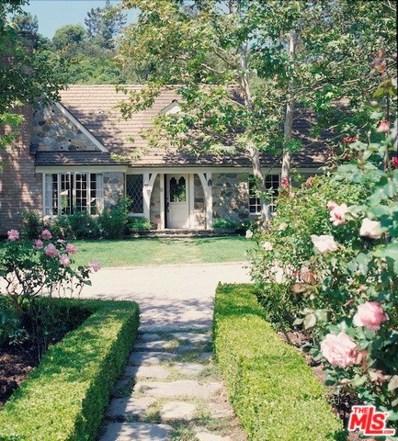 1977 Mandeville Canyon Road, Los Angeles, CA 90049 - MLS#: 19467142