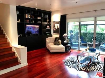 1200 N Sweetzer Avenue UNIT 1, West Hollywood, CA 90069 - MLS#: 19468446