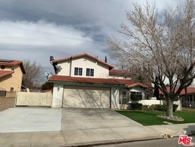 1339 Pasteur Drive, Lancaster, CA 93535 - MLS#: 19468624