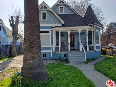 210 E 25TH Street, Los Angeles, CA 90011 - MLS#: 19469476
