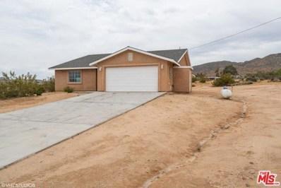 61375 Alta Loma Drive, Joshua Tree, CA 92252 - MLS#: 19469558