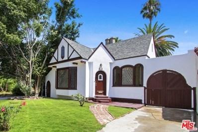 1118 S ELM Drive, Los Angeles, CA 90035 - MLS#: 19471564