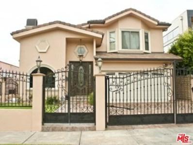 631 N SIERRA BONITA Avenue, Los Angeles, CA 90036 - MLS#: 19472340