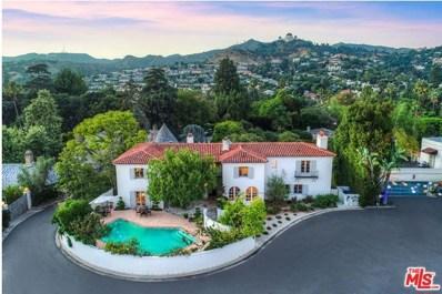 5160 LINWOOD Drive, Los Angeles, CA 90027 - MLS#: 19472372