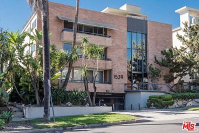 1539 N Laurel Avenue UNIT 205, Los Angeles, CA 90046 - MLS#: 19472468