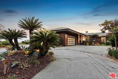 6112 Via Subida, Rancho Palos Verdes, CA 90275 - MLS#: 19472500