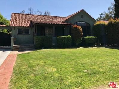 5422 Edgewood Place, Los Angeles, CA 90019 - MLS#: 19472592