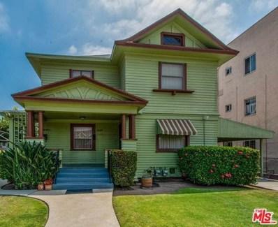 3022 Halldale Avenue, Los Angeles, CA 90018 - MLS#: 19473130