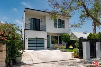 143 N Ardmore Avenue, Los Angeles, CA 90004 - MLS#: 19474370