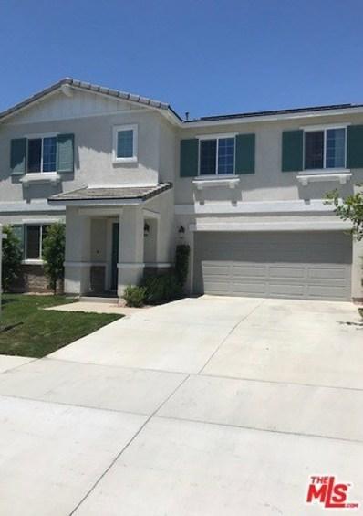 17050 SUGAR HOLLOW Way, Fontana, CA 92336 - MLS#: 19477530