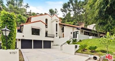 9757 APRICOT Lane, Beverly Hills, CA 90210 - MLS#: 19477962