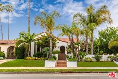 603 S HIGHLAND Avenue, Los Angeles, CA 90036 - MLS#: 19477966