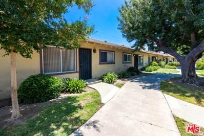 1541 E La Palma Avenue UNIT F3, Anaheim, CA 92805 - MLS#: 19477972