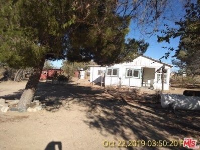 13215 E Avenue W4, Pearblossom, CA 93553 - MLS#: 19478382