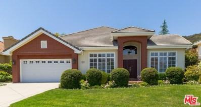 1621 BUSHGROVE Court, Lake Sherwood, CA 91361 - MLS#: 19478448