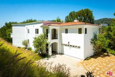 8070 LAURELMONT Drive, Los Angeles, CA 90046 - MLS#: 19478588