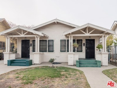 3025 Walton Avenue, Los Angeles, CA 90007 - MLS#: 19478958