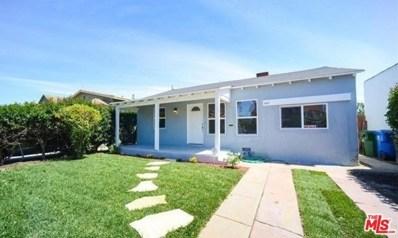 3522 S BRONSON Avenue, Los Angeles, CA 90018 - MLS#: 19479070