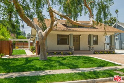 825 N DOS ROBLES Place, Alhambra, CA 91801 - MLS#: 19479720