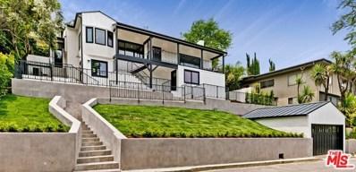 3410 N Knoll Drive, Los Angeles, CA 90068 - MLS#: 19481442