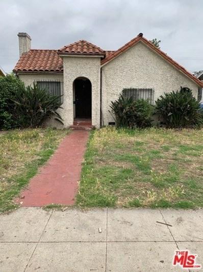 1248 W 64TH Street, Los Angeles, CA 90044 - MLS#: 19482236