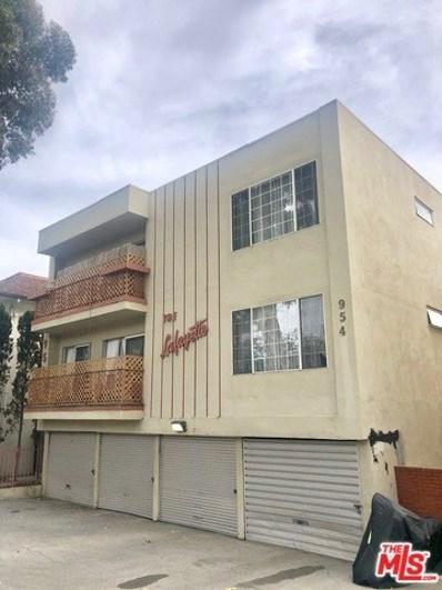 954 7TH Street UNIT 4, Santa Monica, CA 90403 - MLS#: 19484868