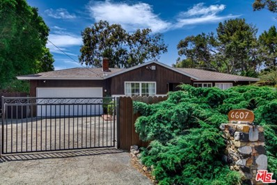 6607 WANDERMERE Road, Malibu, CA 90265 - MLS#: 19486520