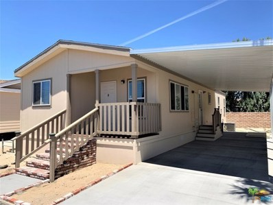 17640 Corkill Road UNIT 38, Desert Hot Springs, CA 92241 - MLS#: 19487088PS