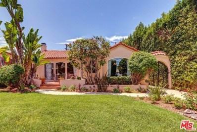 1165 Masselin Avenue, Los Angeles, CA 90019 - MLS#: 19487288