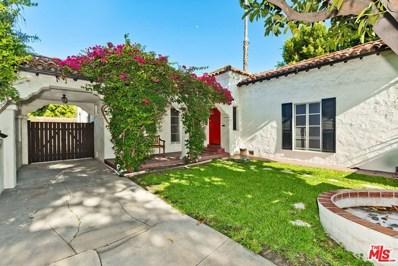352 N ORLANDO Avenue, Los Angeles, CA 90048 - MLS#: 19488244
