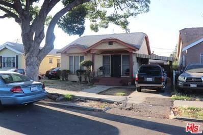 1245 W 65TH Street, Los Angeles, CA 90044 - MLS#: 19488382
